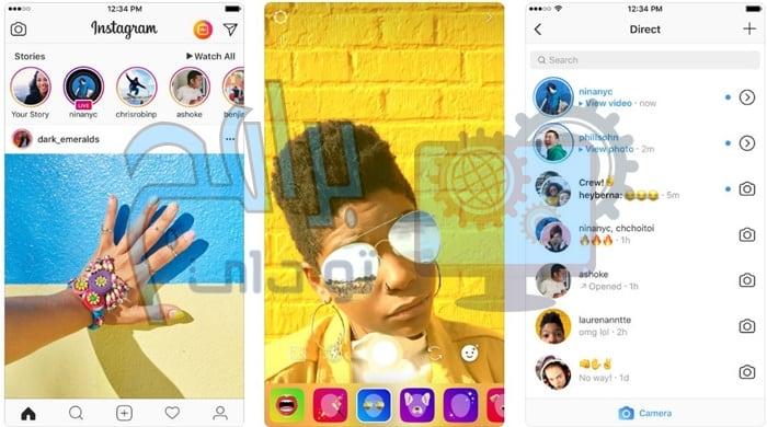 تحميل تطبيق انستقرام Instagram