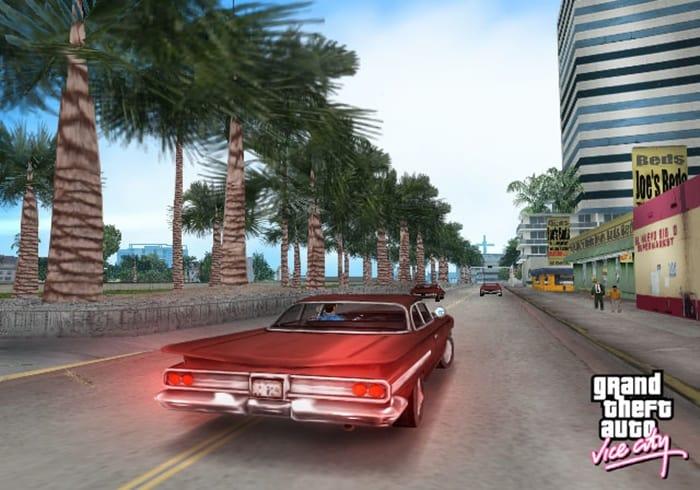 تحميل لعبة جاتا GTA vice cityللكمبيوتر والموبايل كامله