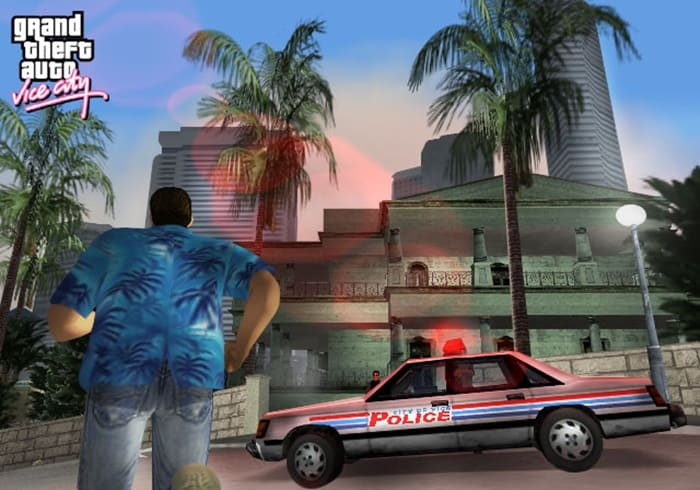 قصة لعبة جاتا فايس سيتيGTA vice city