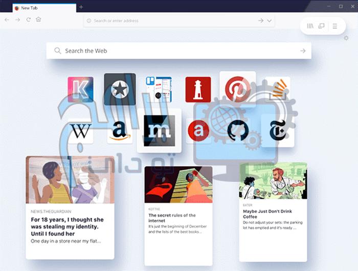 كيفية تحميل متصفح فايرفوكس Firefox