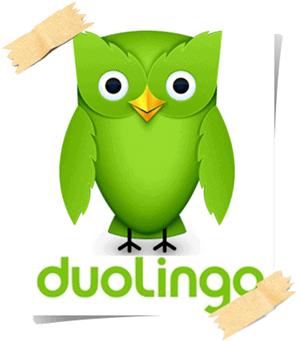 برنامج دولينجو Duolingo لتعلم الانجليزية ولغات أخرى مجاناً