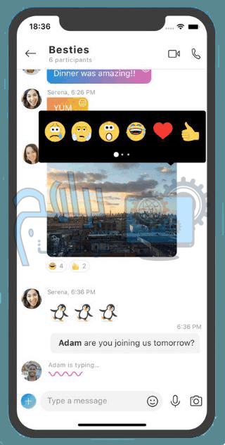 نبذة عن برنامج سكايب Skype