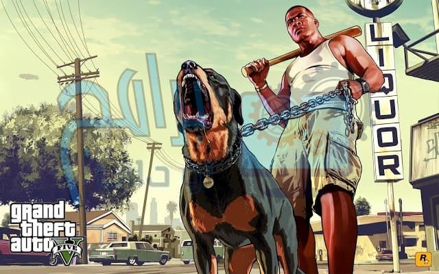 نبذة عن لعبة Grand Theft Auto V