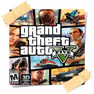 تحميل لعبة Grand Theft Auto V GTA 5