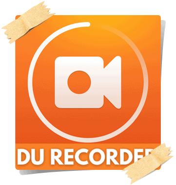 برنامج DU Recorder مسجل الشاشة فيديو