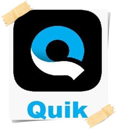 تحميل برنامج Quik كويك محرر فيديو مجاني