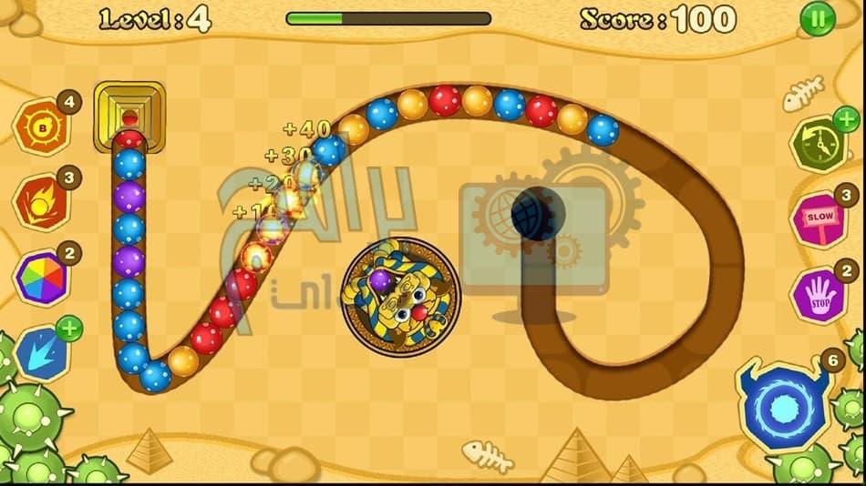 تحميل لعبة زوما الأصلية للأندرويد و للأيفون برابط مباشر