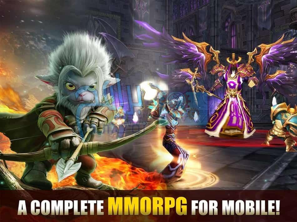 ما هي لعبة MMO ؟