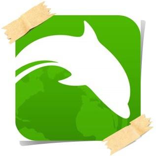 تحميل متصفح دولفين Dolphin Browser للكمبيوتر والموبايل مجانا