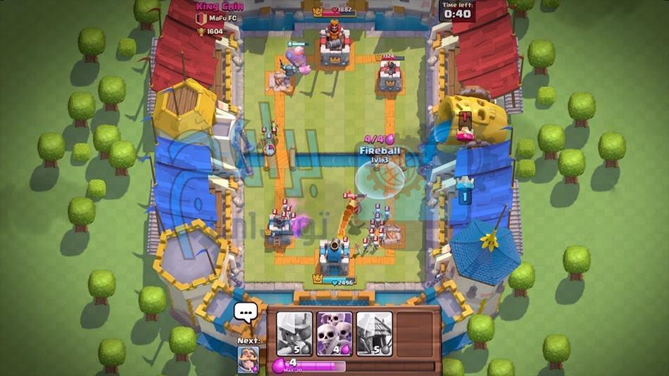 تحميل لعبة clash royale للاندرويد apk