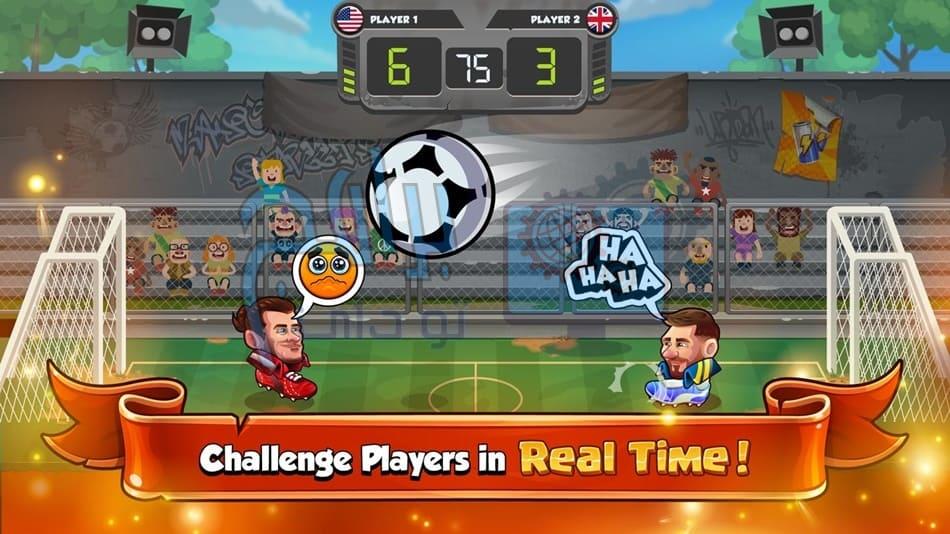 ماهي مميزات لعبة Head Ball 2 ؟