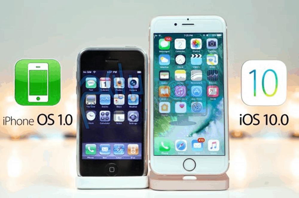 نظام iOS