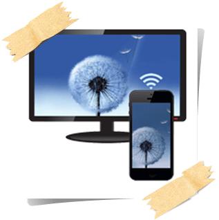تحميل تطبيق توصيل الجوال بالتلفزيون للاندرويد والايفون برابط مباشر