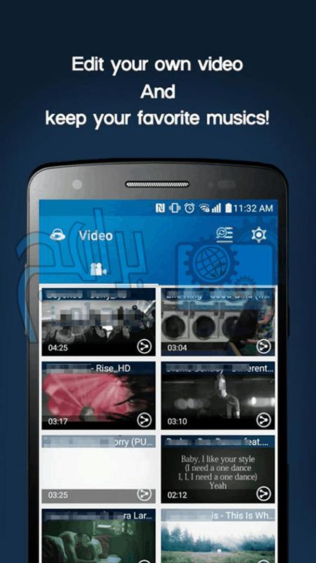 تحميل تطبيق تحويل الفيديو الى صوت MP3 للأندرويد أخر إصدار