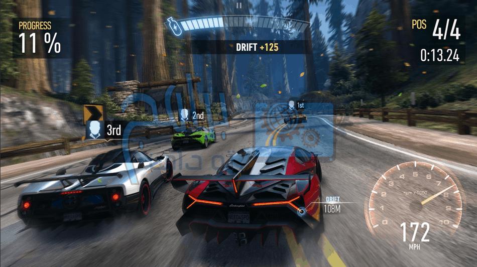 لعبة Need for Speed™ No Limits