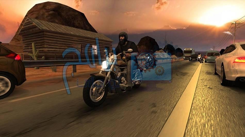 سباق الدراجات النارية Racing Fever