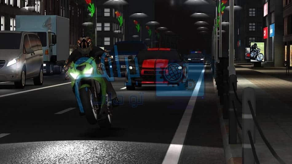 تحميل لعبة racing fever moto للاندرويد والايفون برابط مباشر