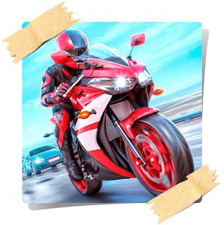 تحميل لعبة سباق الدراجات النارية Racing Fever Moto