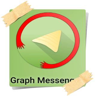 تحميل تطبيق Graph Messenger بديل التليجرام للاندرويد apk برابط مباشر
