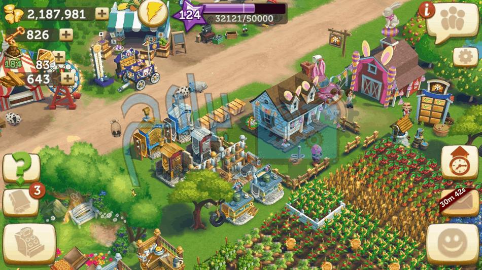 لعبة farmville 2 فارم فيل 2