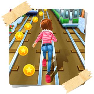تحميل لعبة Subway Princess Runner للاندرويد والايفون