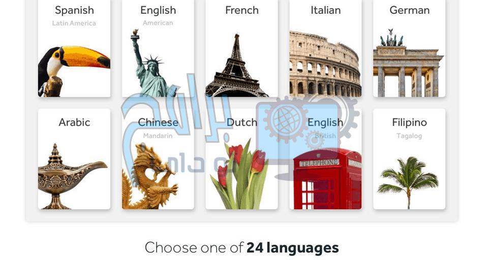 تحميل Rosetta Stone لتعلم اللغات للموبايل مجانا