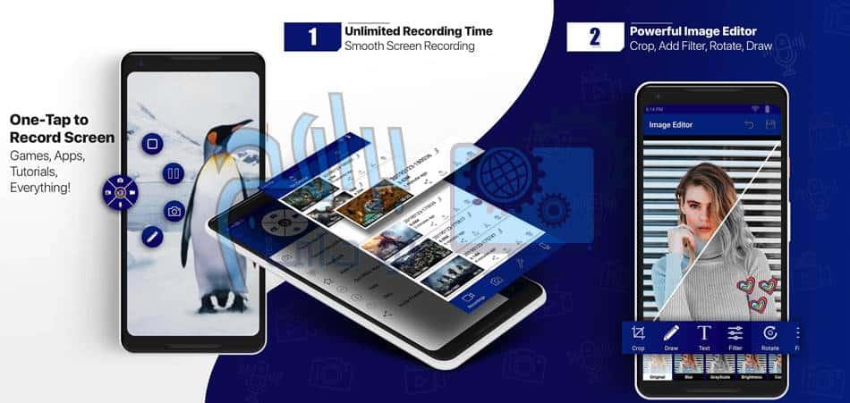 تحميل برنامج تسجيل الشاشة Screen Recorder