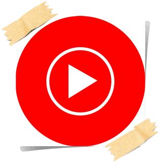 YouTube Music لبث الأغاني والفيديوهات الموسيقية