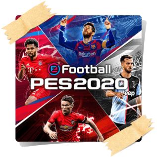 تحميل لعبة بيس 2020 eFootball PES للاندرويد والايفون