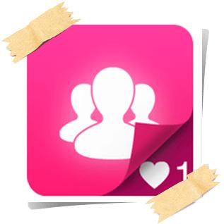 برنامج Likes + followers on Instagram لزيادة متابعين انستغرام مجانا