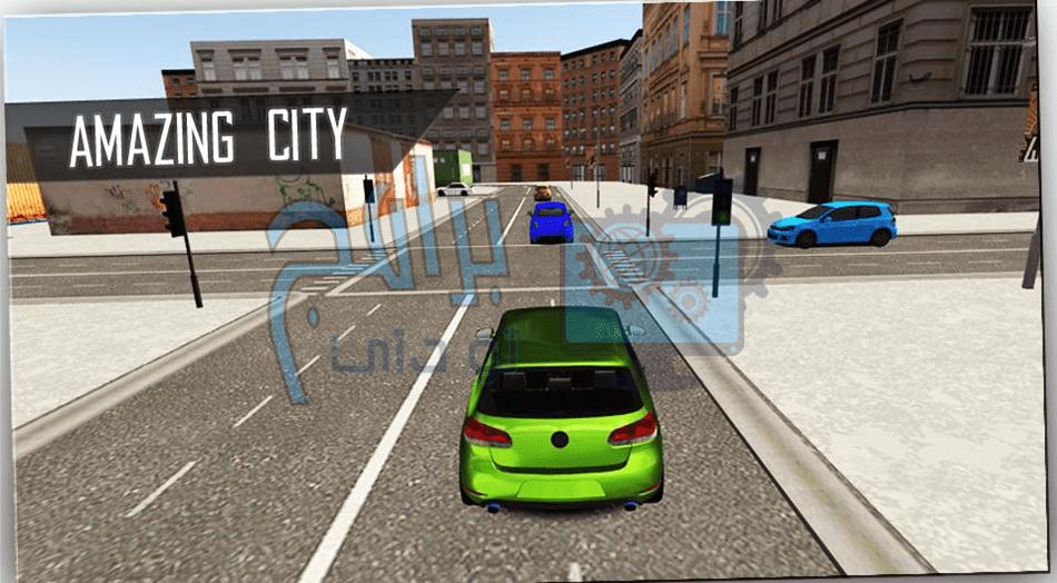 تحميل لعبة تعلم قيادة السيارات Shool of driving اخر اصدار مجانا