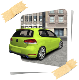 Shool of driving لعبة تعلم قيادة السيارات