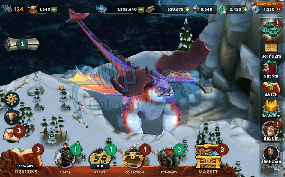 Dragons:Rise of Berk