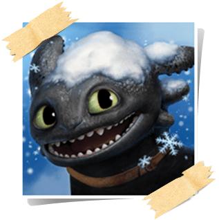 لعبة Dragons Rise of Berk للاندرويد والايفون