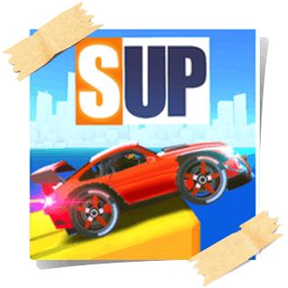 تحميل Sup Multiplayer Racing لعبة المسابقات و قيادة سيارات للموبايل مجانا