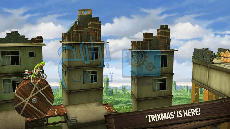 تحميل لعبه Trials Frontier اخر اصدار للاندرويد مجانا