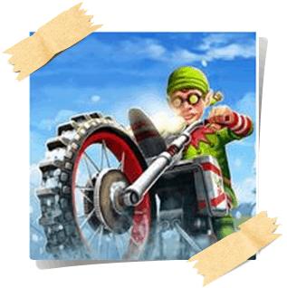 تحميل لعبة Trials Frontier للاندرويد apk برابط مباشر