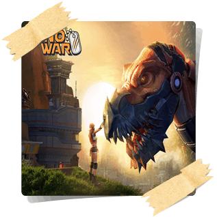 تحميل لعبة DINO WAR - حرب الديناصورات