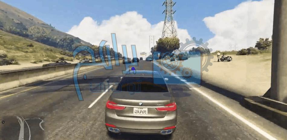 تنزيل لعبة GTA 11 جاتا 11 للكمبيوتر برابط مباشر