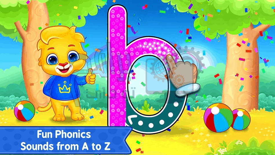 برنامج  ABC Kids - Tracing & Phonics للايفون