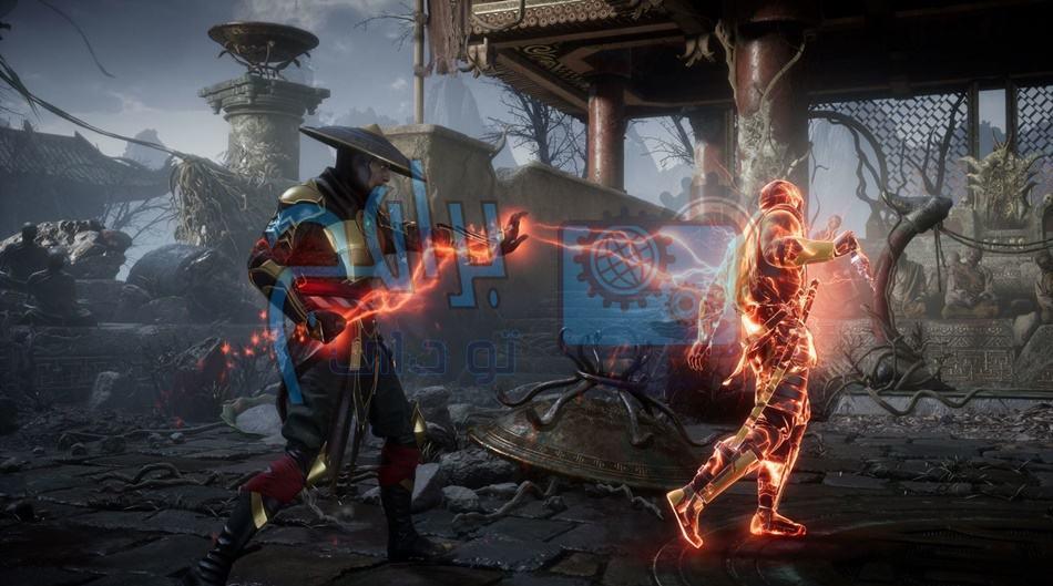 مورتال كومبات : Mortal Kombat
