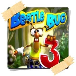 لعبة الناموسة الشقية Beetle Bug 3 Game Free