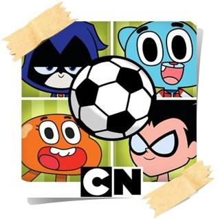 لعبة كاس تون - لعبة كرة قدم