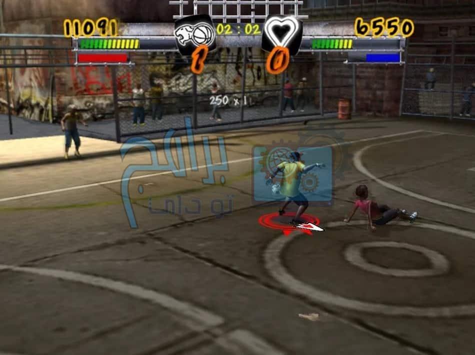 لعبة Urban Freestyle Soccer