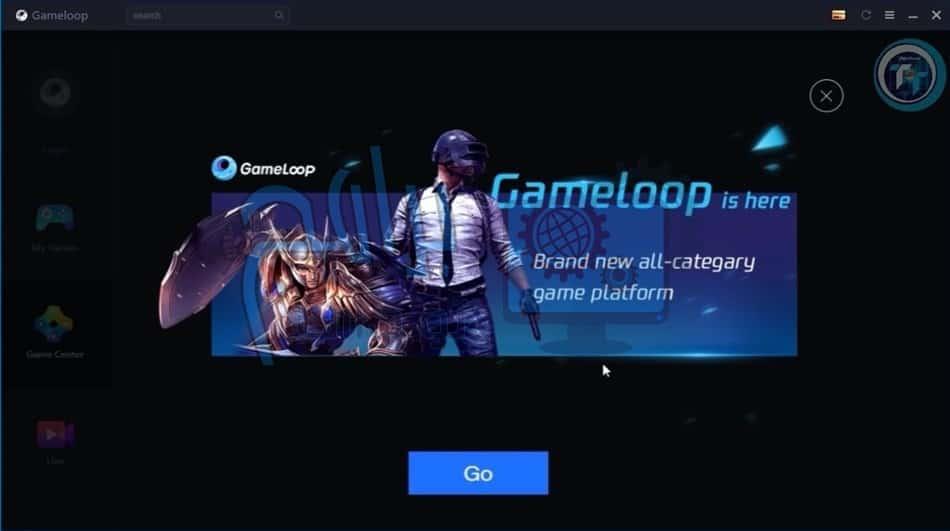 تطبيق GameLoop