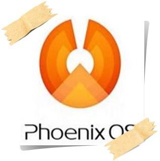 محاكي فونكس Phoenix OS