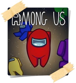 لعبة Among Us امونج اس
