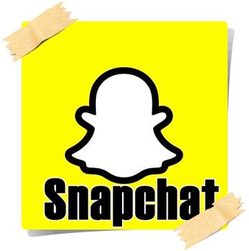 برنامج سناب شات Snap chat