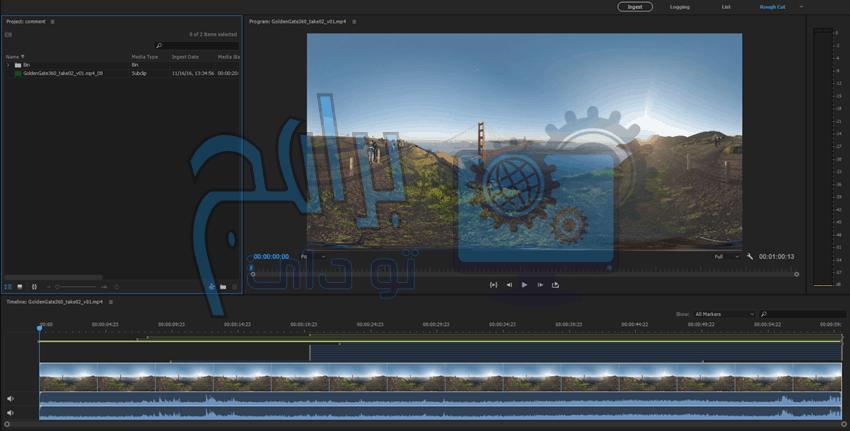 تحميل برنامج Adobe Prelude